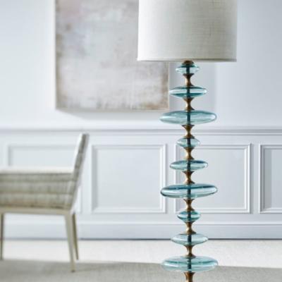 Palecek Floor Lamp